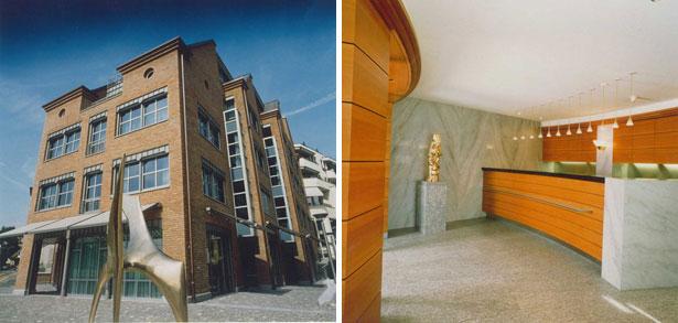 Innenarchitektur Zug markus schlegel architektur innenarchitektur kunst